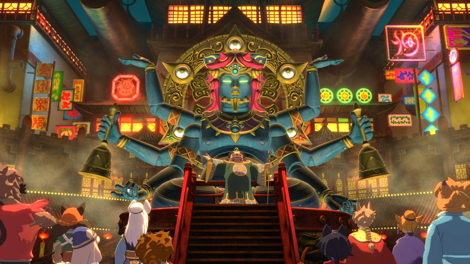 NiNoKuni2-RevenantKingdom PS4 Editeur 002