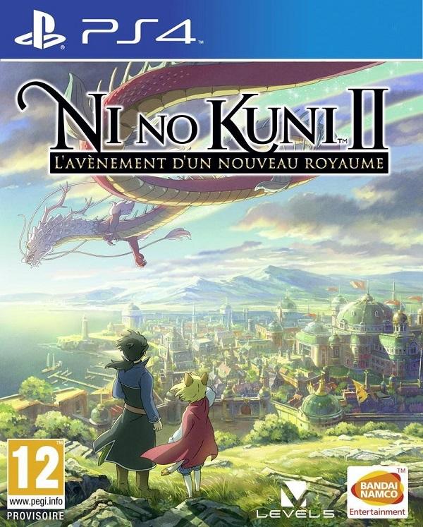 NiNoKuniII-L-Avenementd-unNouveauRoyaume PS4 Jaquette 002