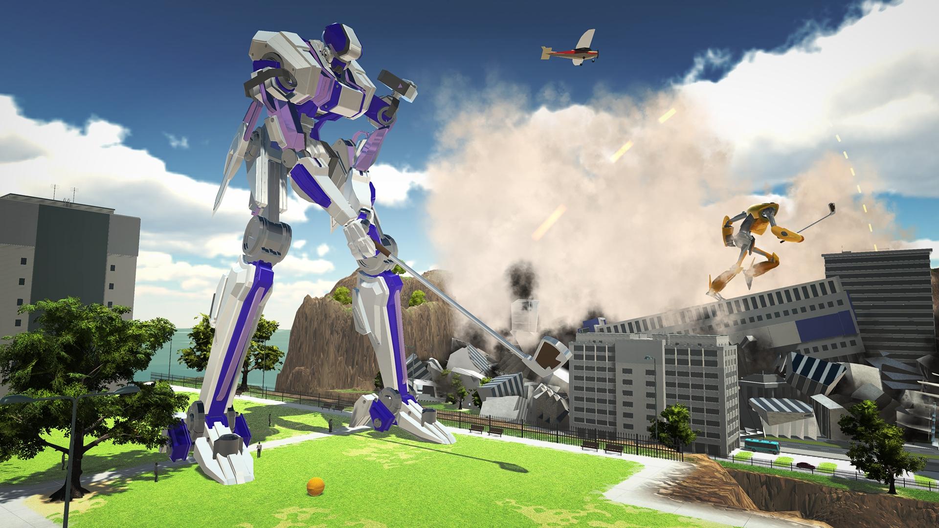 100ftRobotGolf PS4 Editeur 002