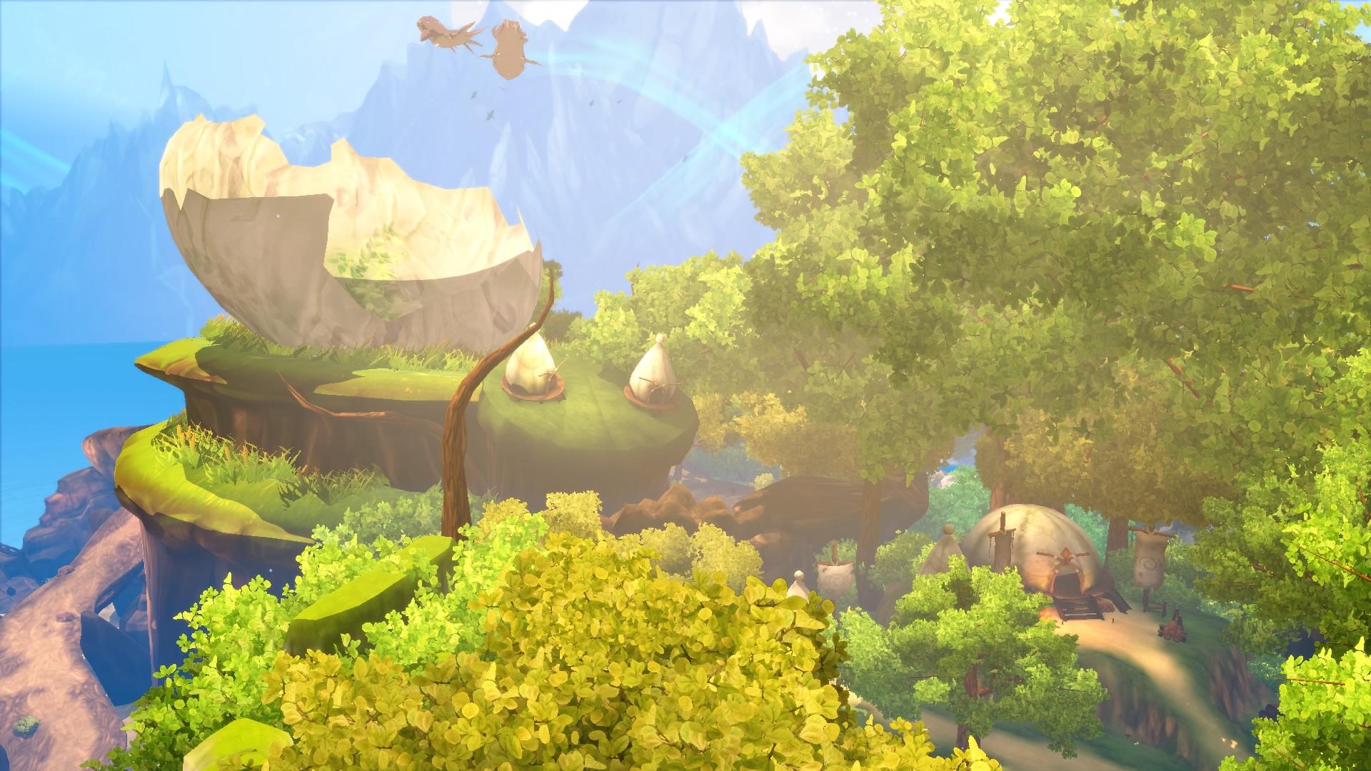Shiness-TheLightningKingdom PS4 Test 009