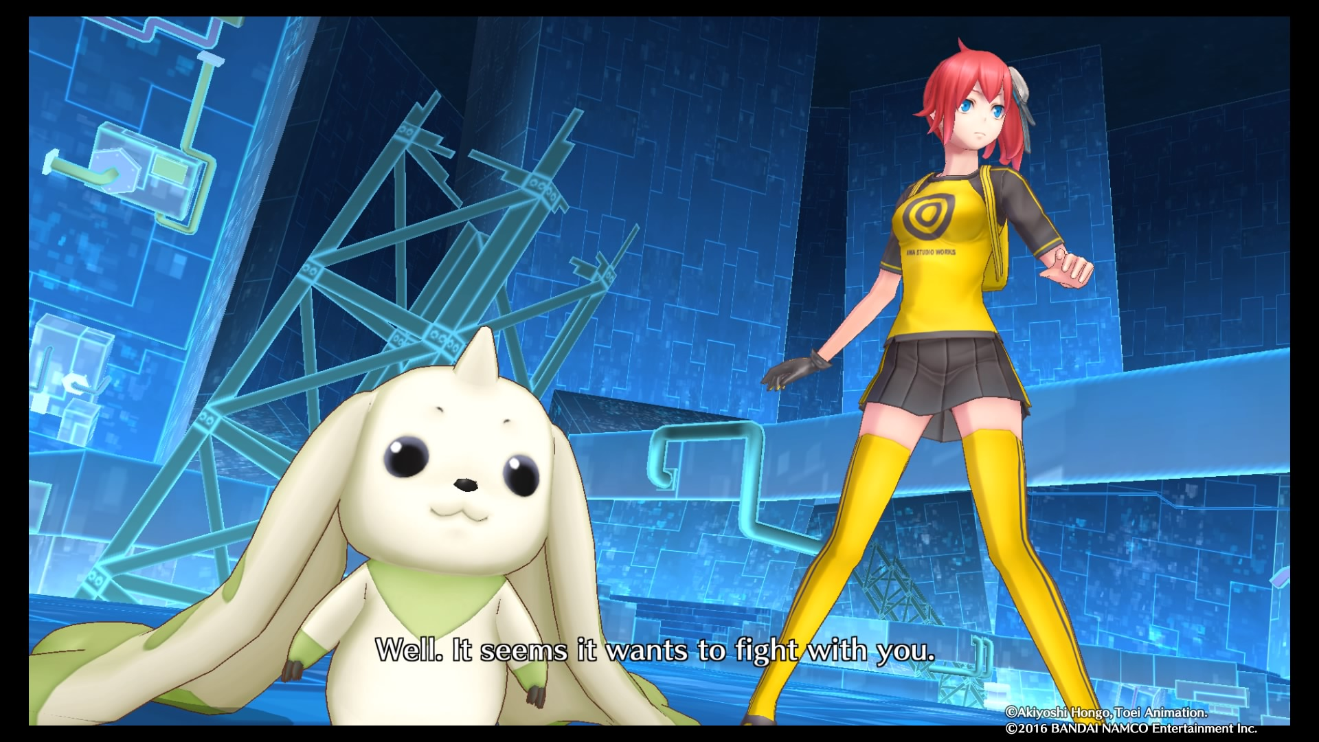 DigimonStory-CyberSleuth PS4 Test 012