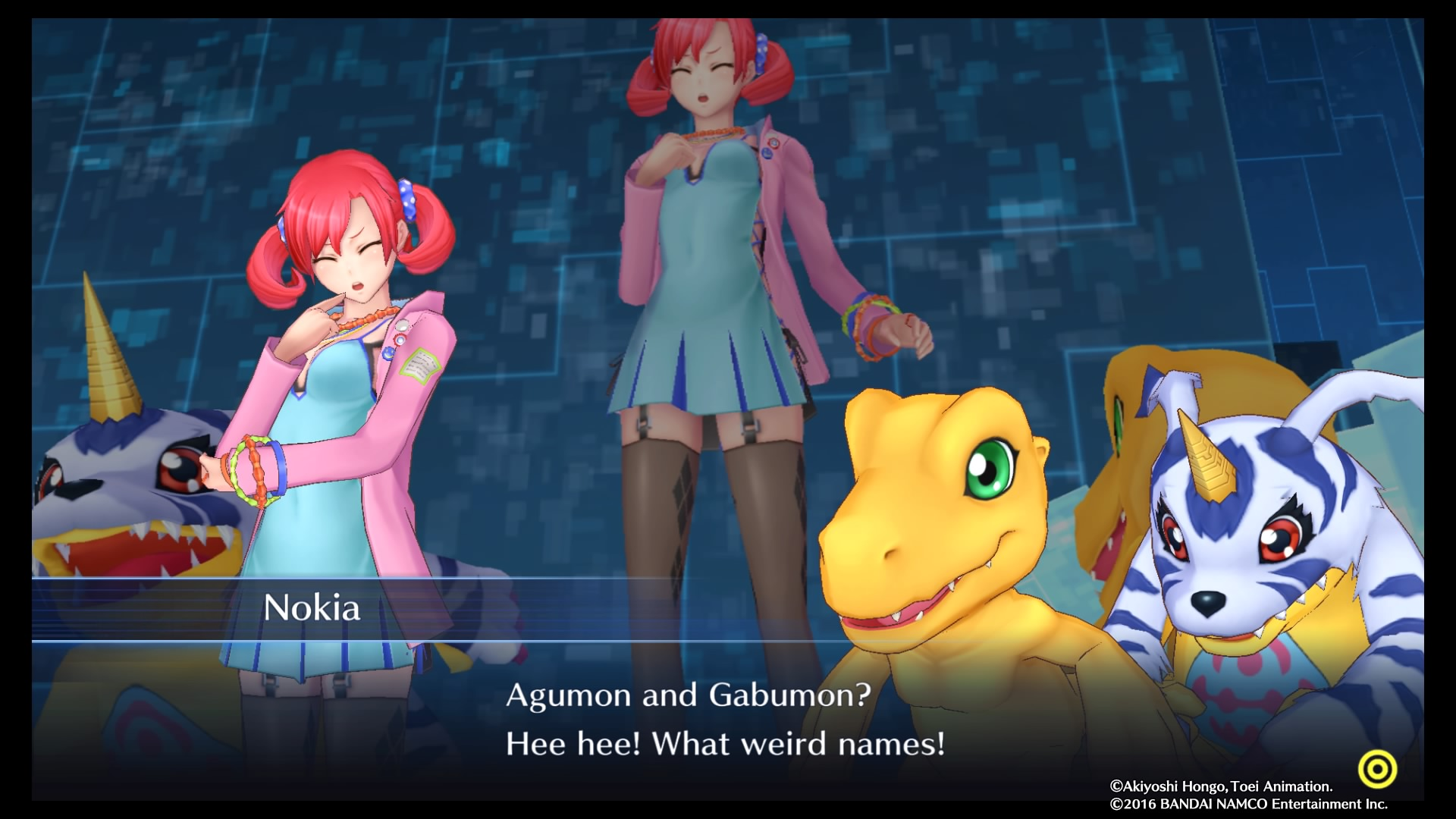 DigimonStory-CyberSleuth PS4 Test 015