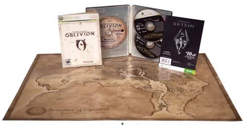 TheElderScrollsIV-Oblivion 360 Visuel 001