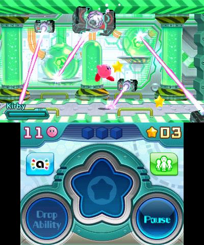 KirbyPlanetRobobot 3DS Test 005
