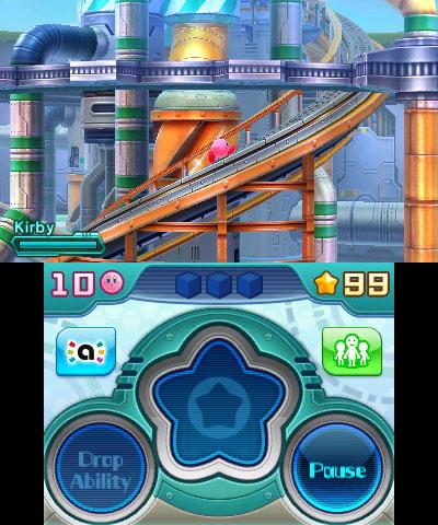 KirbyPlanetRobobot 3DS Test 006