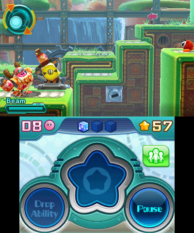 KirbyPlanetRobobot 3DS Test 010