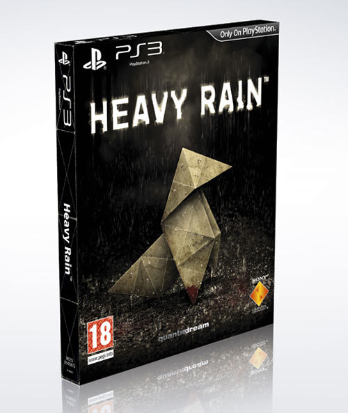 HeavyRain Collector