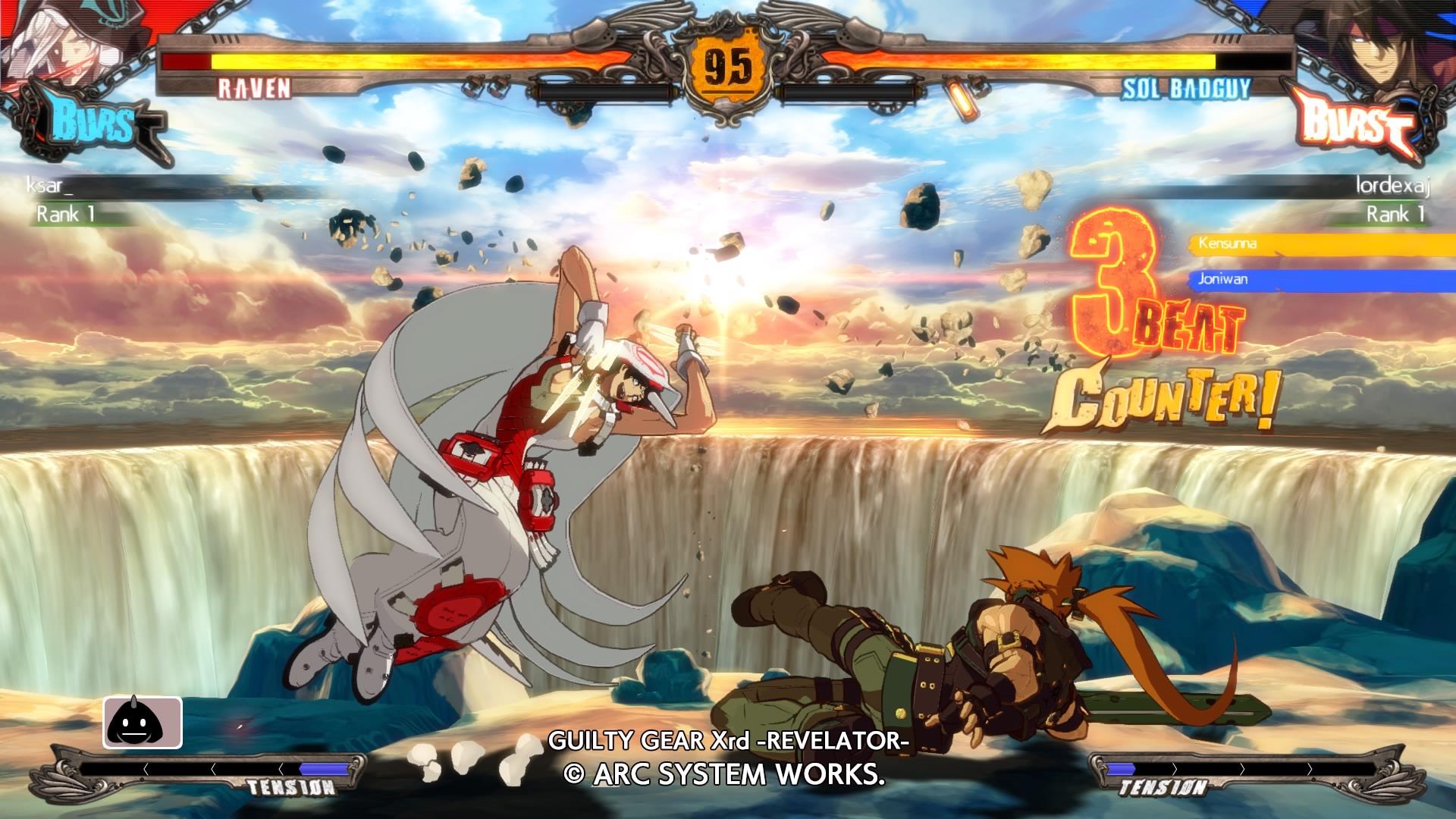 GuiltyGearXrd-Revelator PS4 Test 002