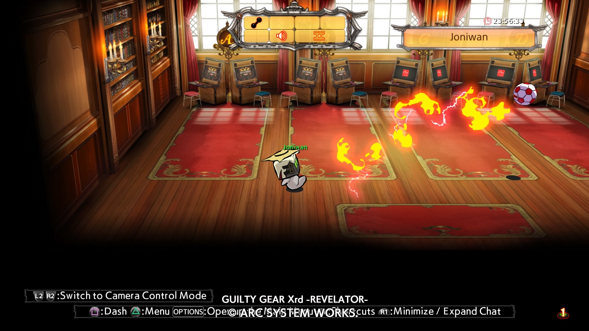 GuiltyGearXrd-Revelator PS4 Test 003