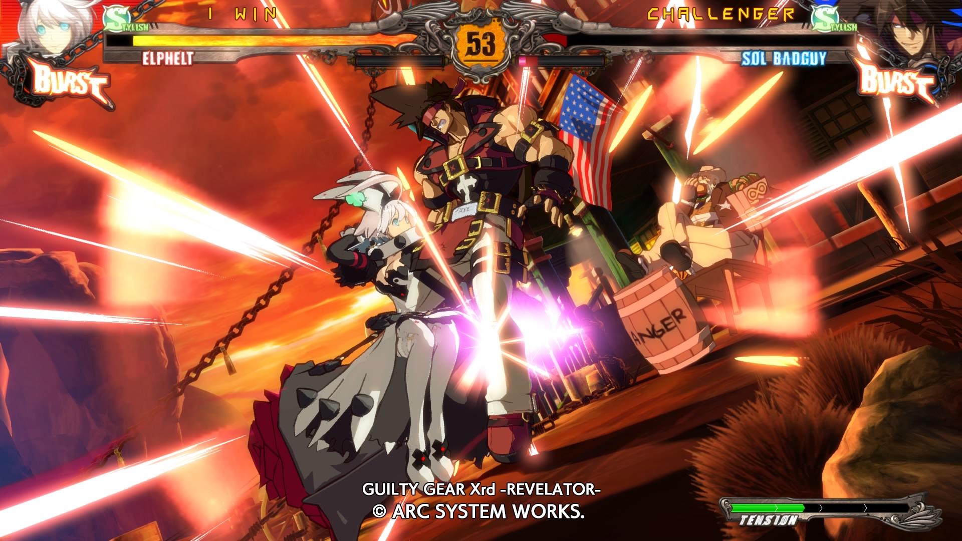 GuiltyGearXrd-Revelator PS4 Test 013