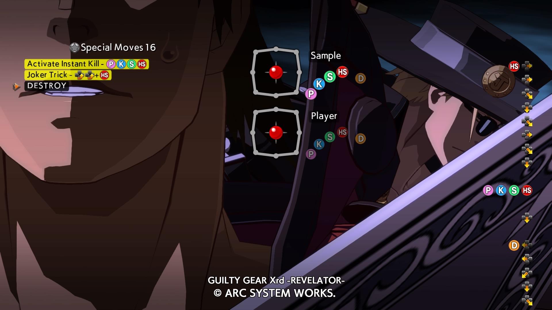 GuiltyGearXrd-Revelator PS4 Test 020