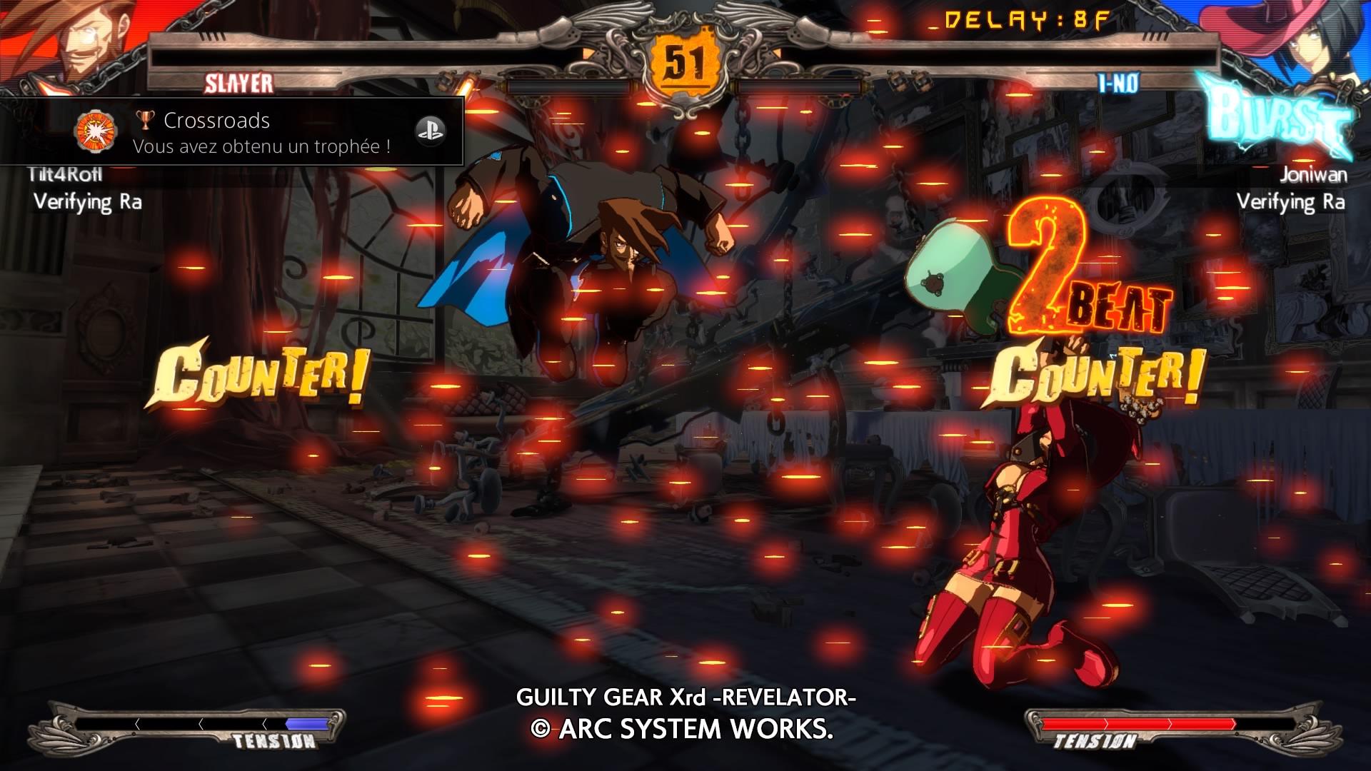 GuiltyGearXrd-Revelator PS4 Test 041