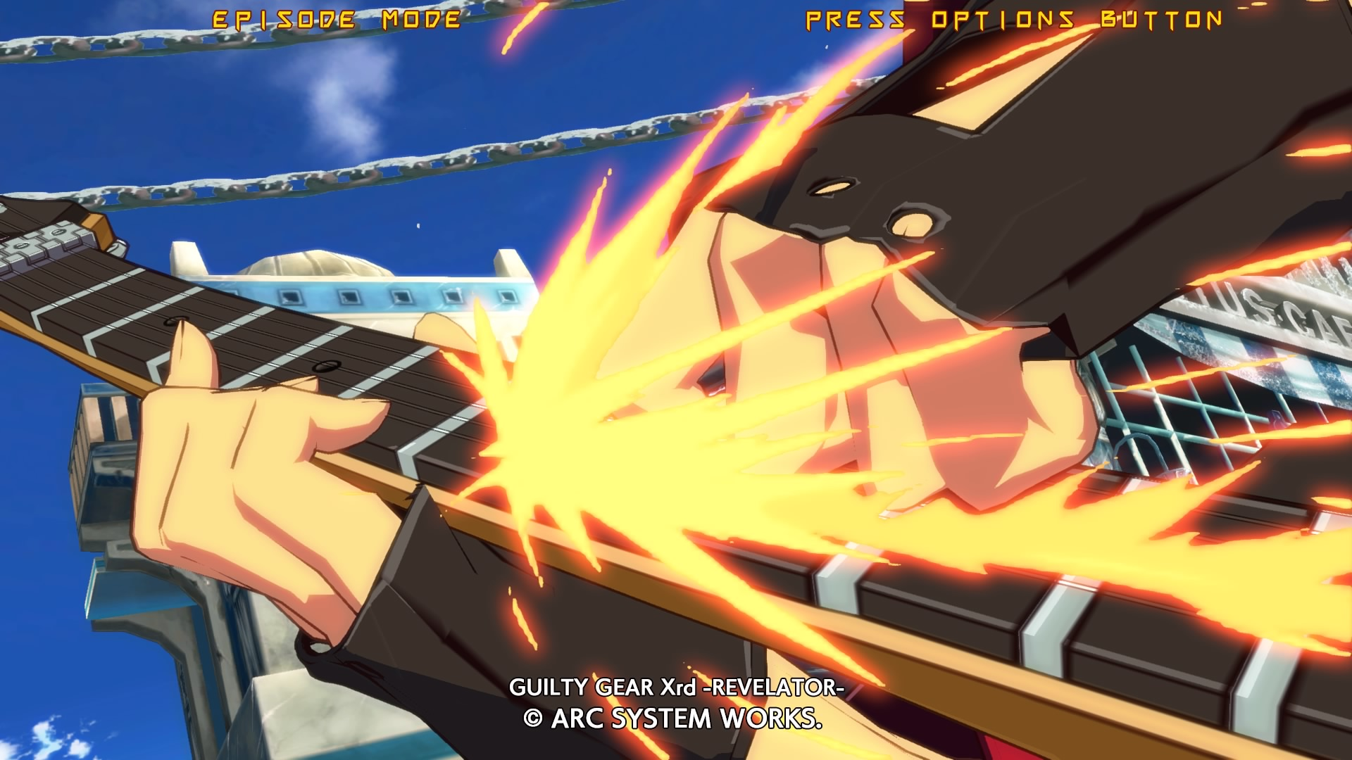 GuiltyGearXrd-Revelator PS4 Test 049
