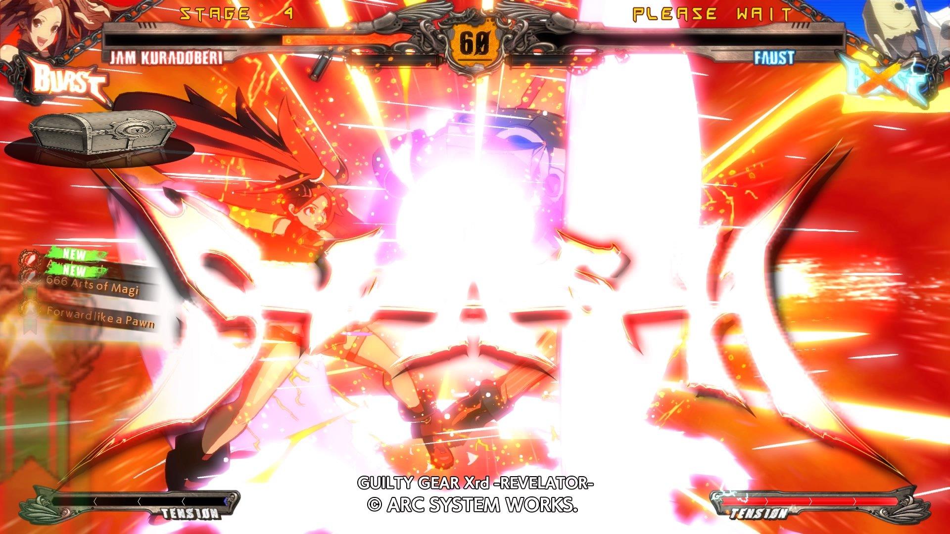 GuiltyGearXrd-Revelator PS4 Test 060
