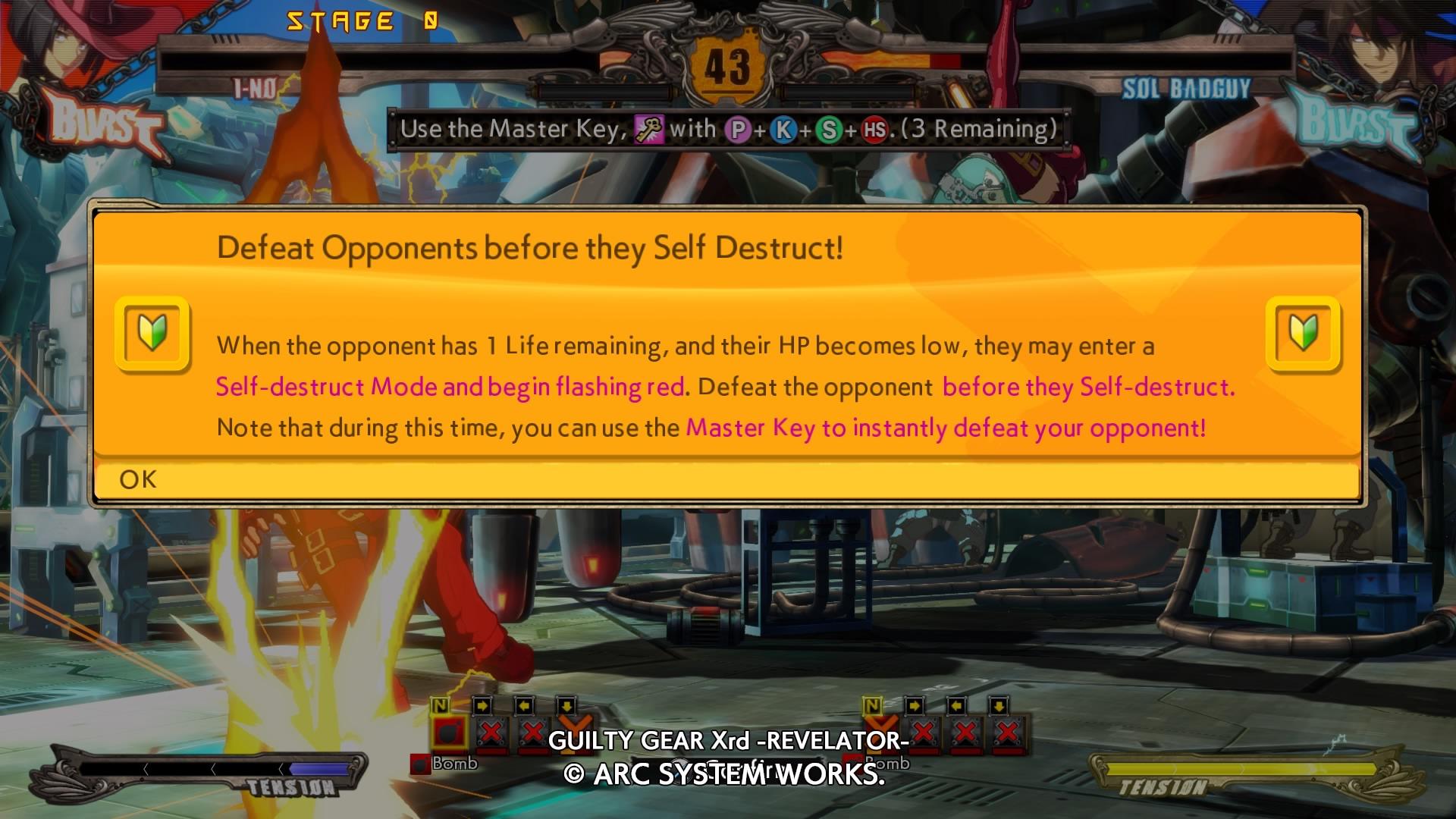 GuiltyGearXrd-Revelator PS4 Test 070