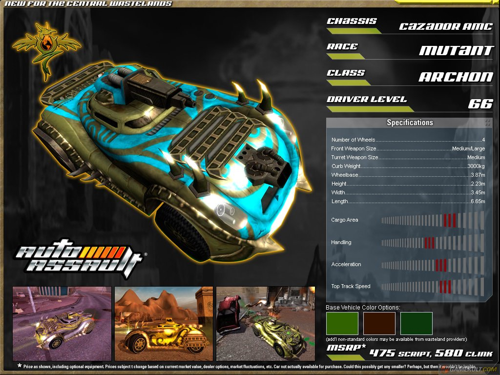 AutoAssault PC Ed004