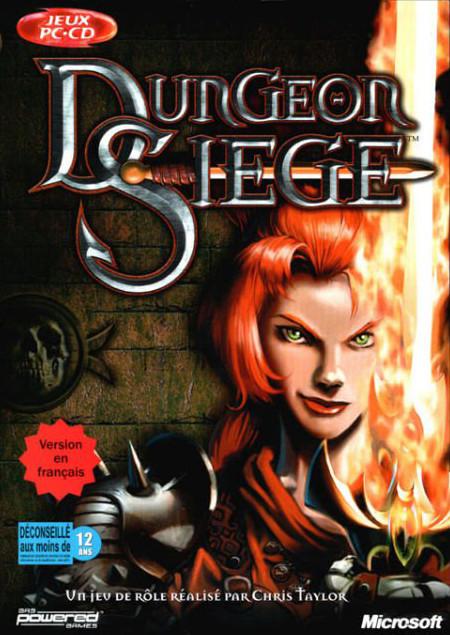 DungeonSiege PC Jaquette001