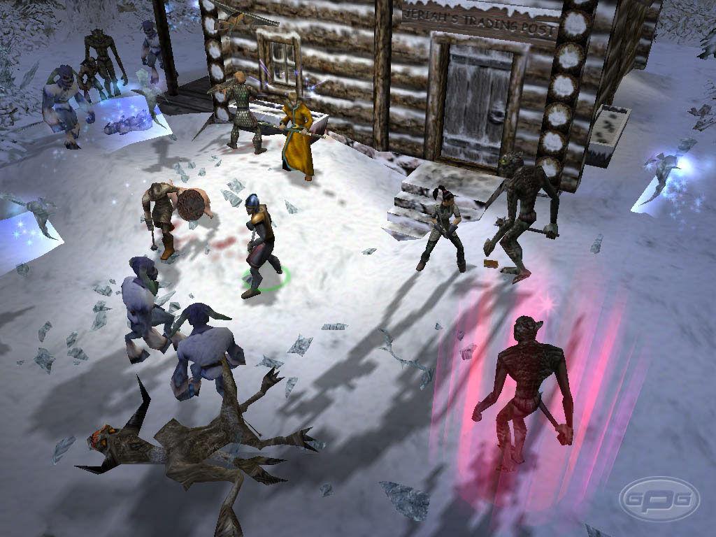 DungeonSiege PC ed001