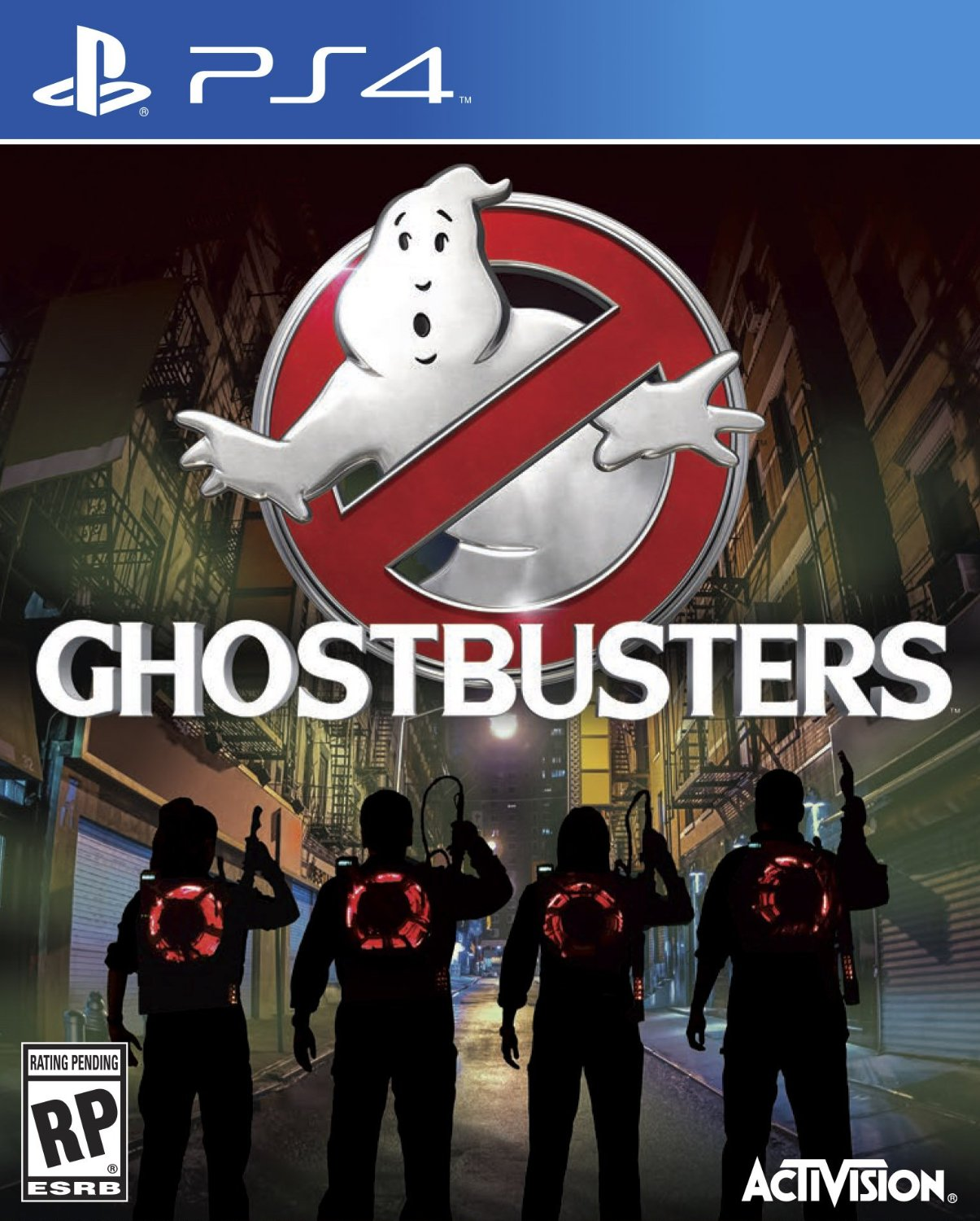 Ghostbusters-2016- PS4 Jaquette 001