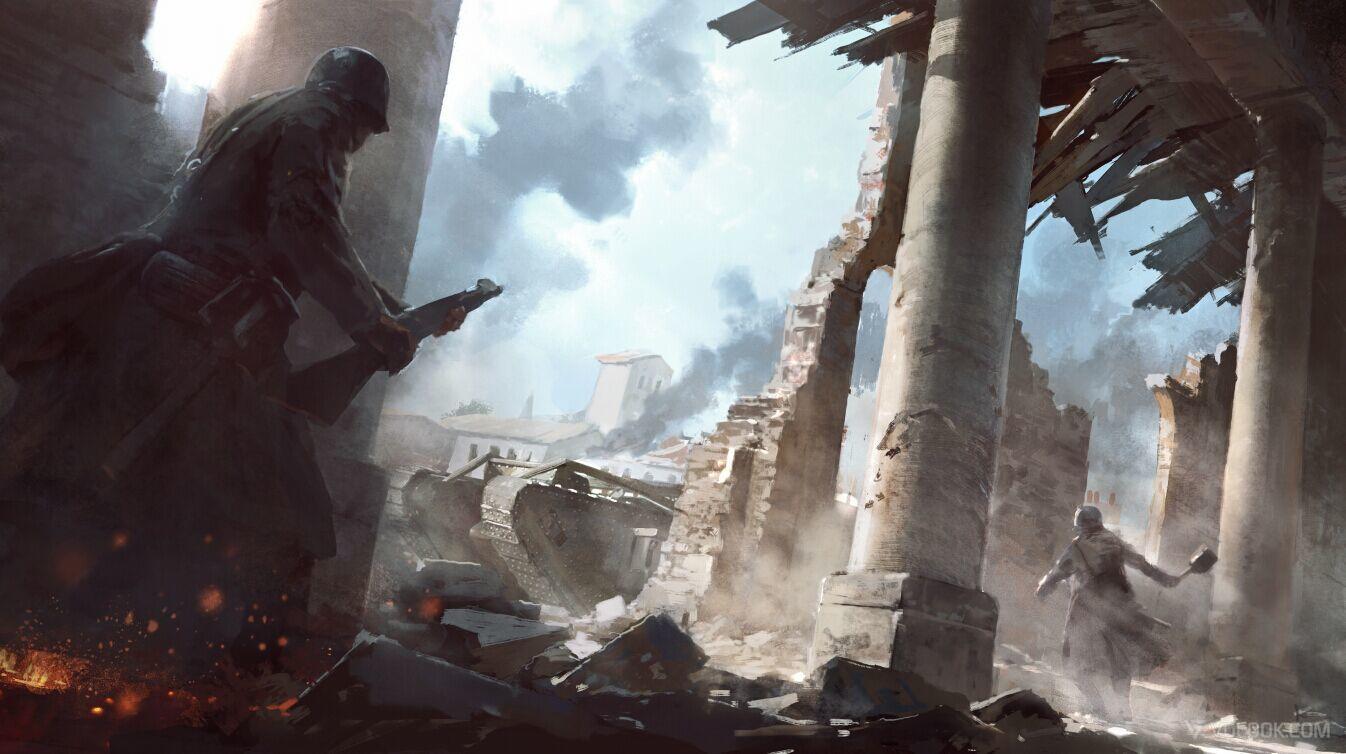 Battlefield1 Multi Div 023