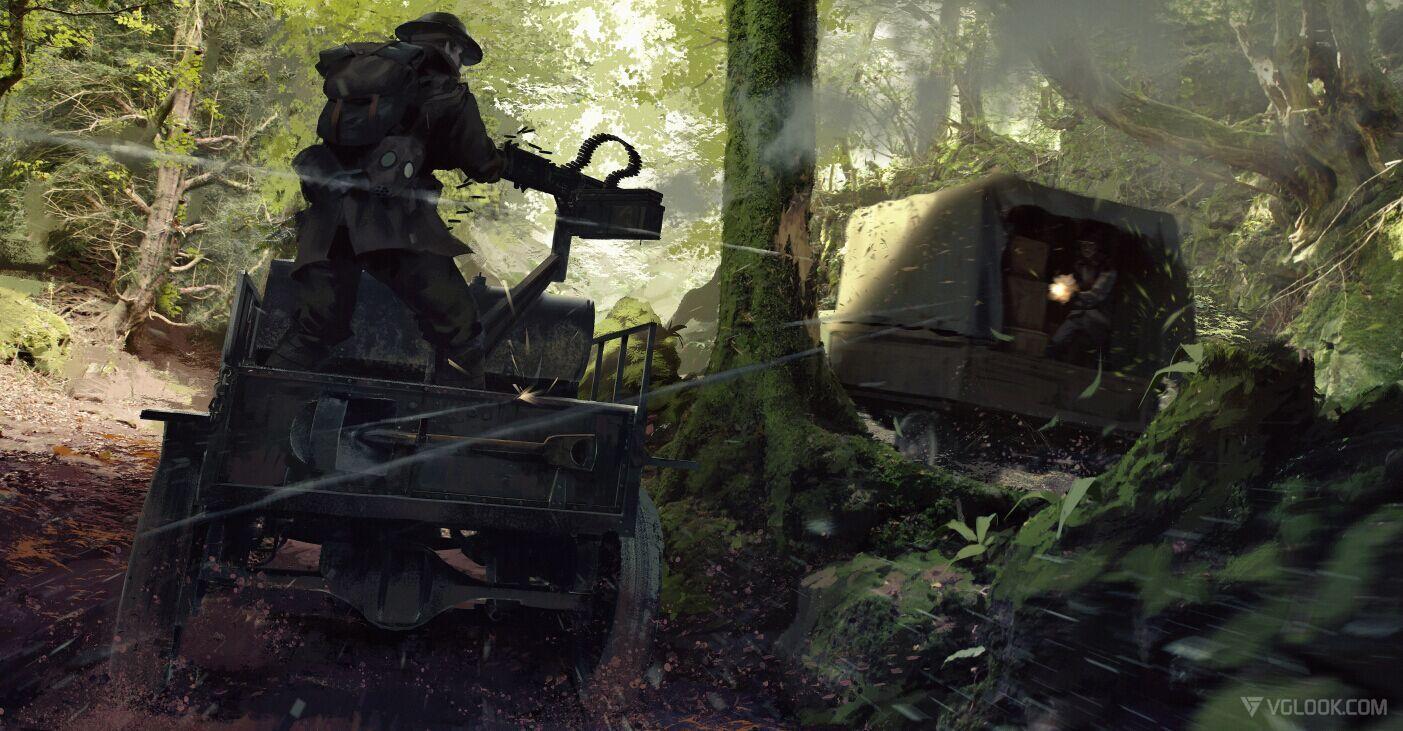 Battlefield1 Multi Div 032
