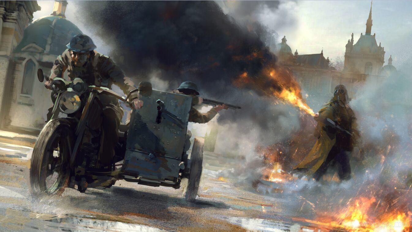 Battlefield1 Multi Div 045