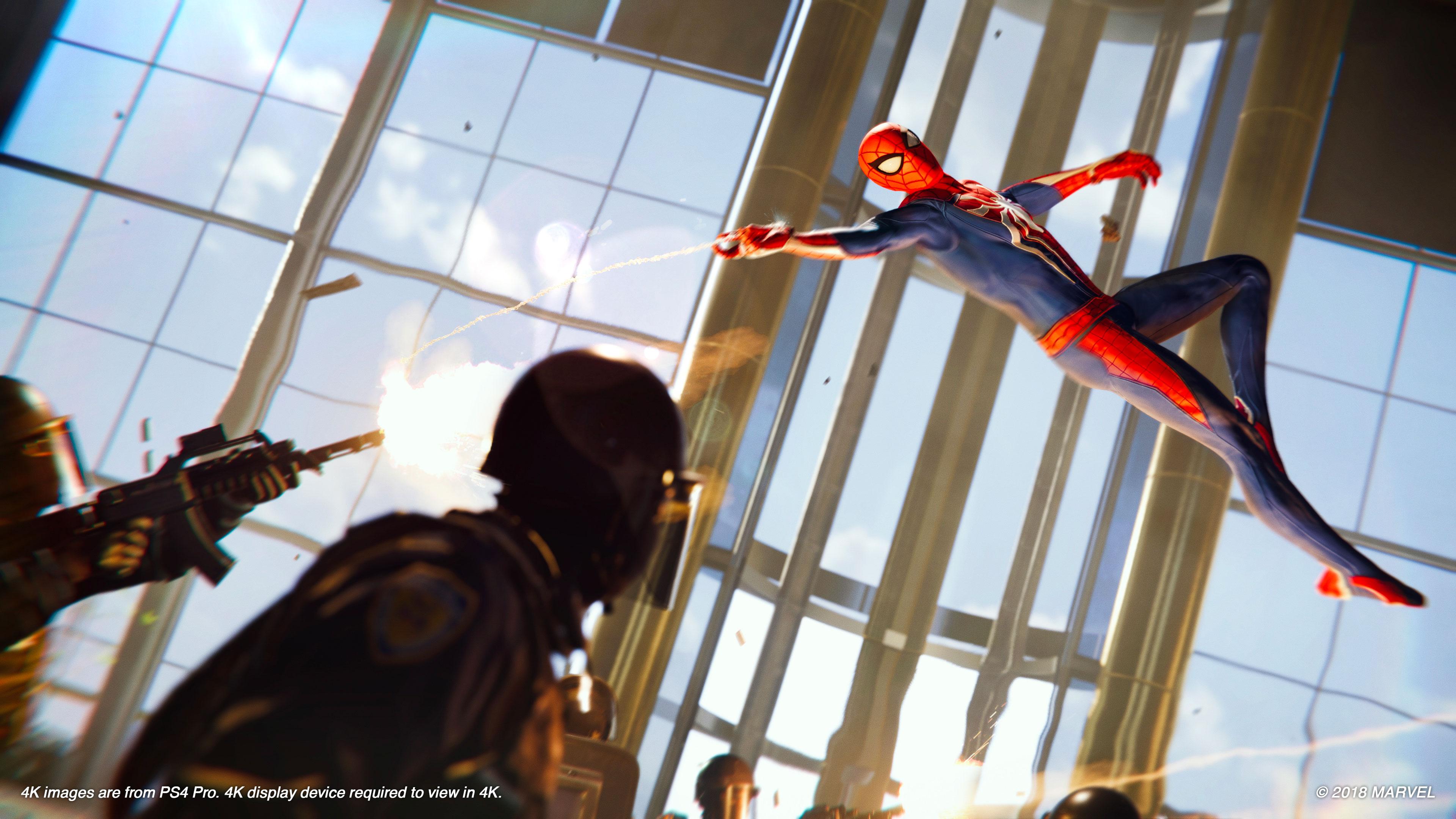 Marvel-sSpider-Man PS4 Editeur 022