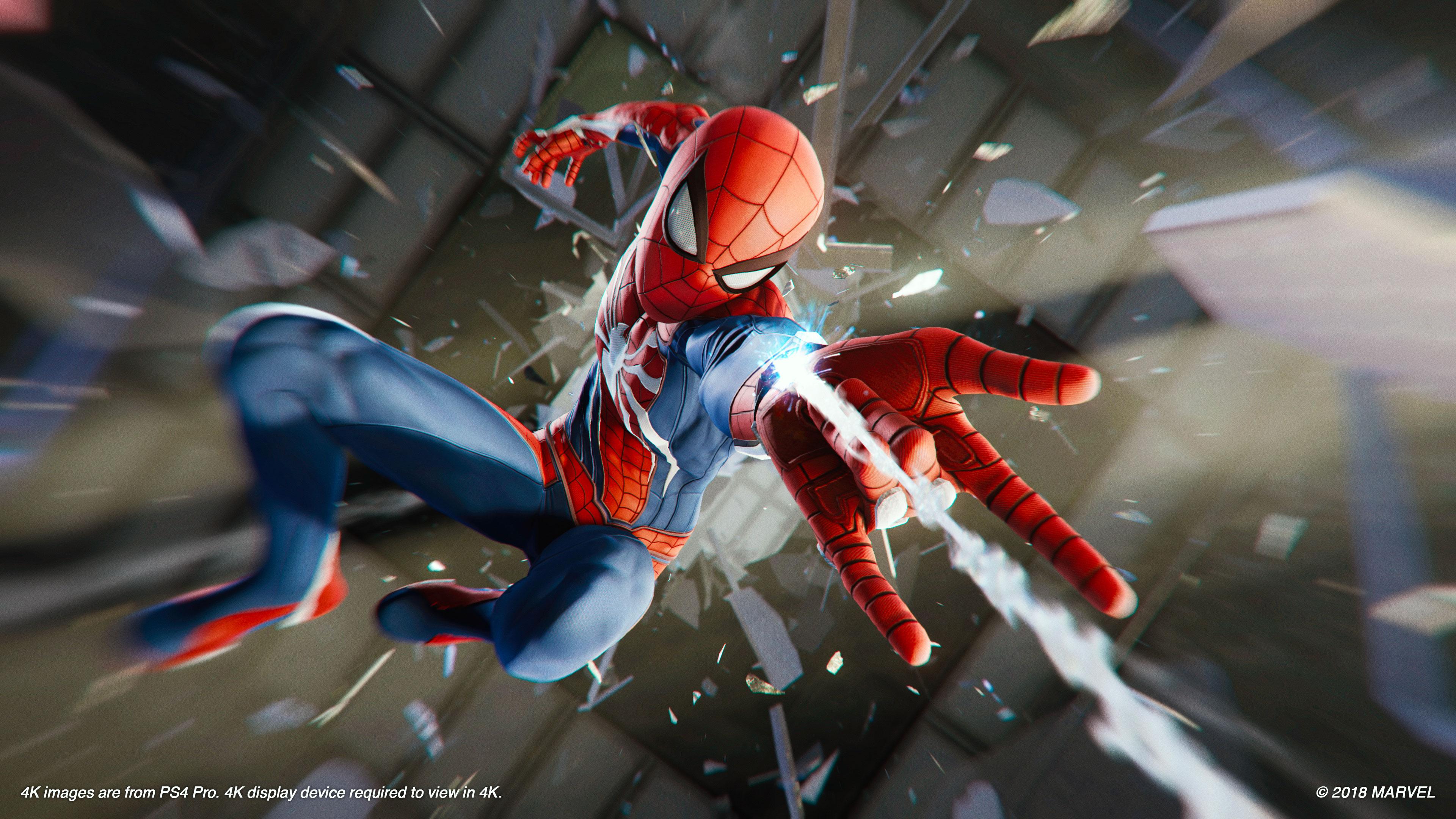 Marvel-sSpider-Man PS4 Editeur 023