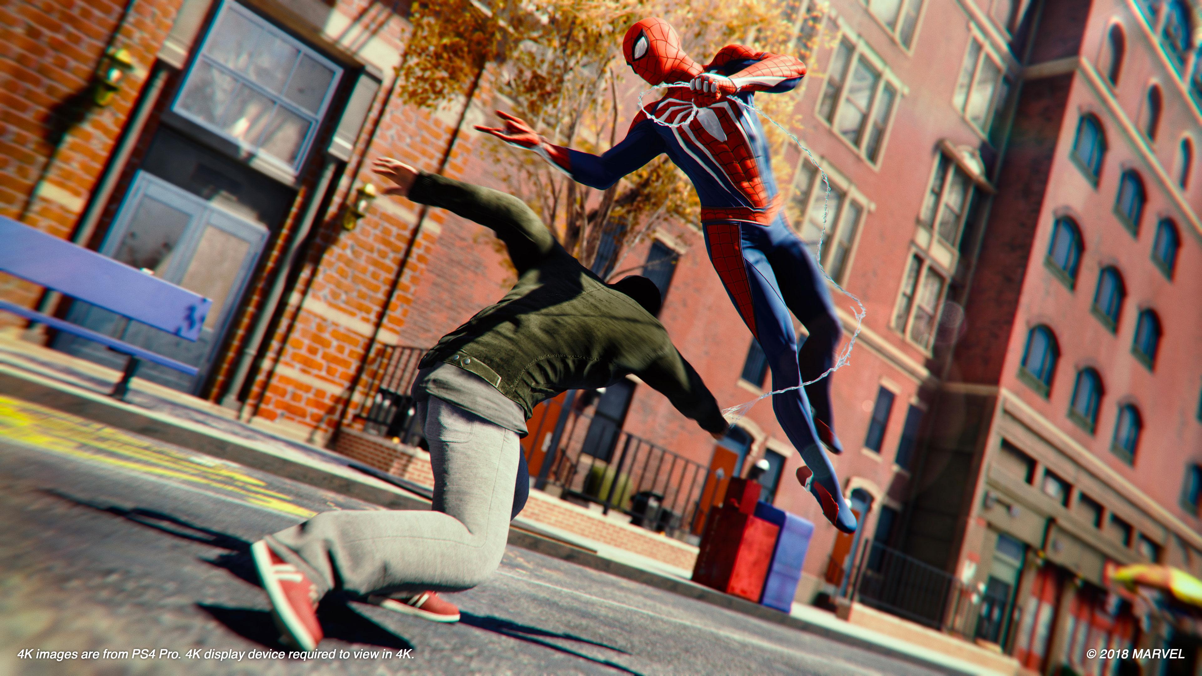 Marvel-sSpider-Man PS4 Editeur 024