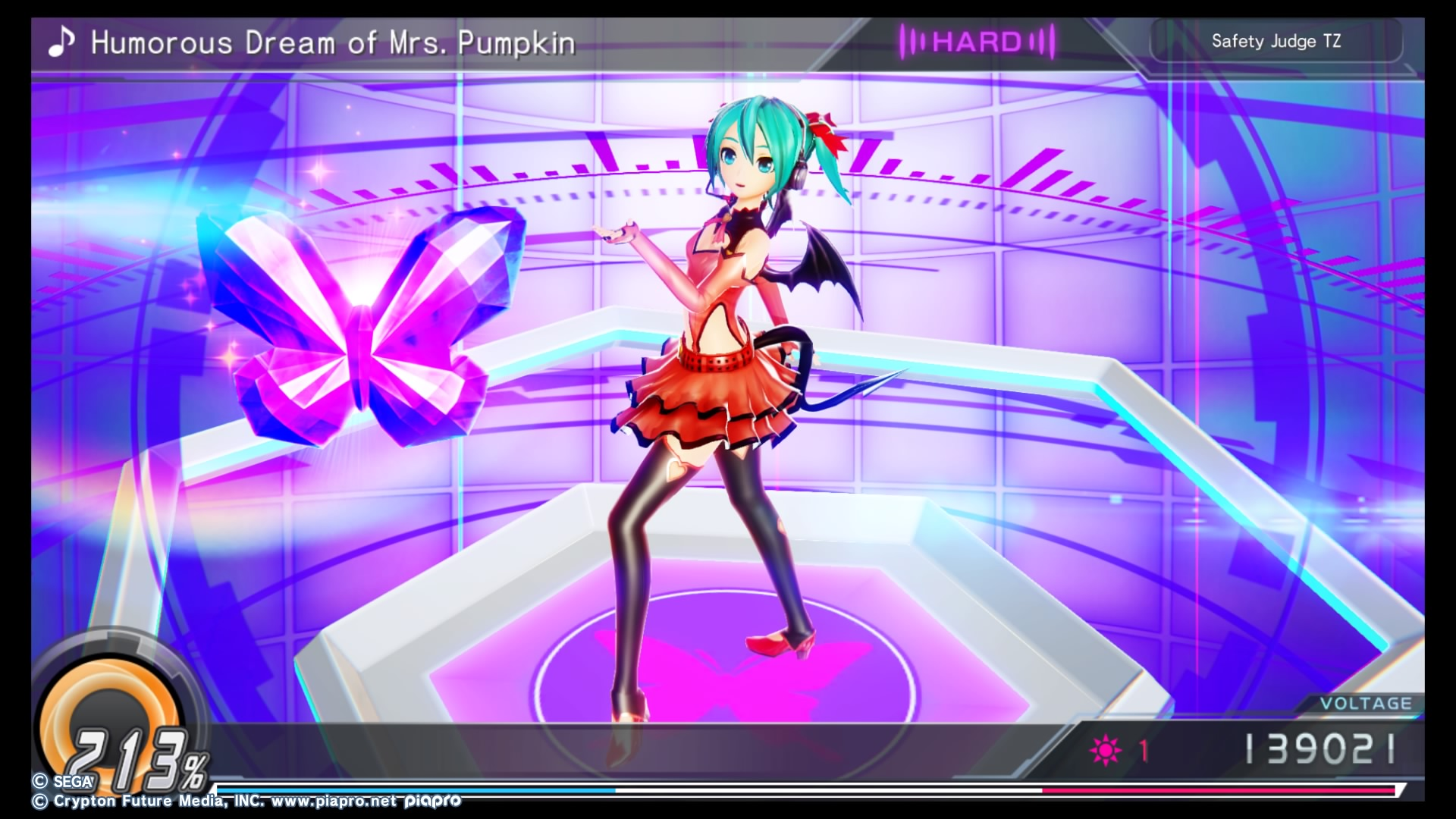 HatsuneMiku-ProjectDivaX PS4 Test 004