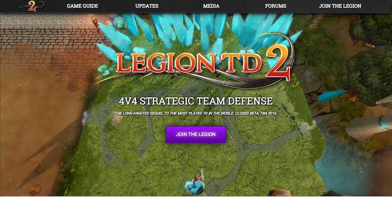 LegionTD2 PC Jaquette 001