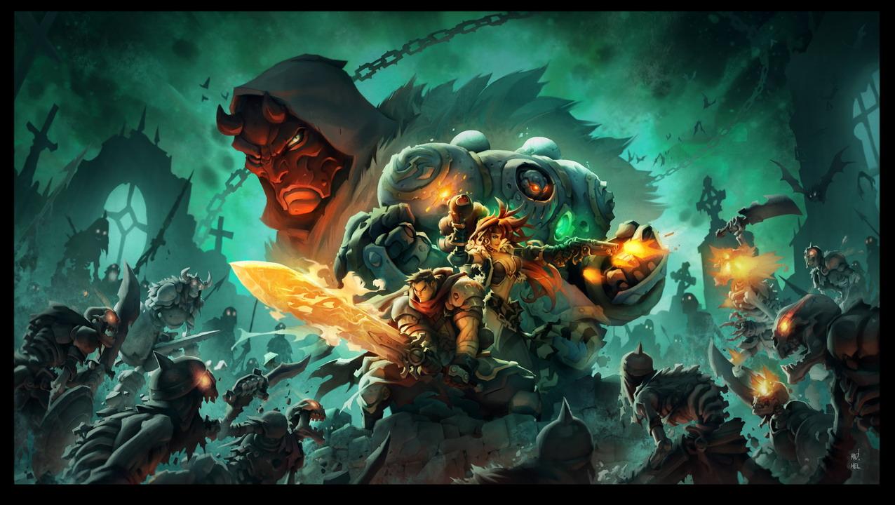 BattleChasers-Nightwar Multi Visuel 003