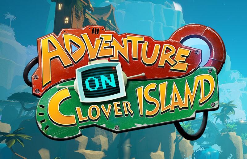 Skylar-Plux-AdventureonCloverIsland PS4 Jaquette 001