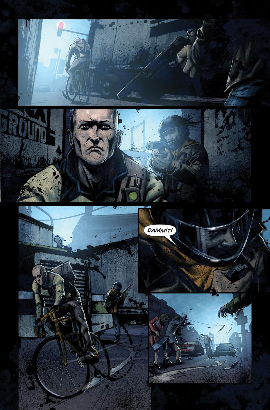 inFamous Comic 02