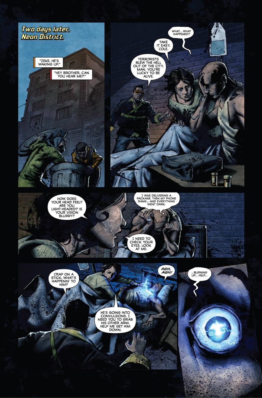 inFamous Comic 05