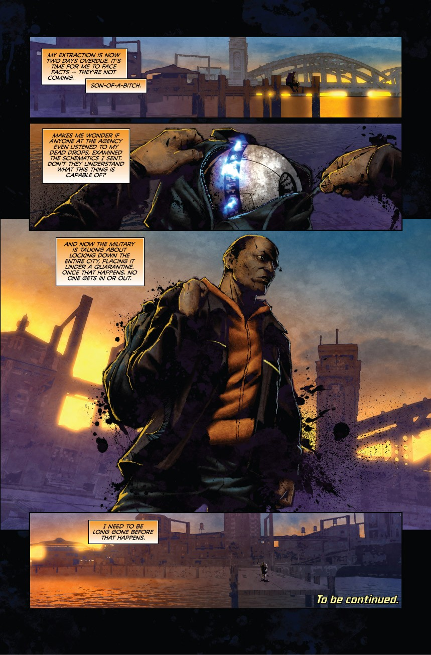 inFamous Comic 07