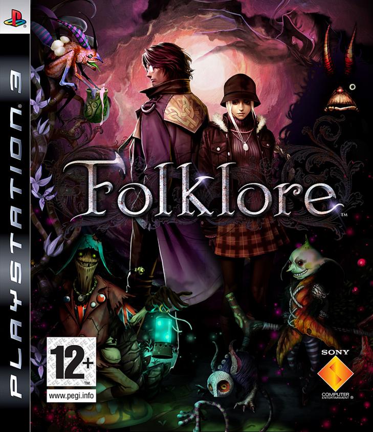 Folklore PS3 Jaquette002