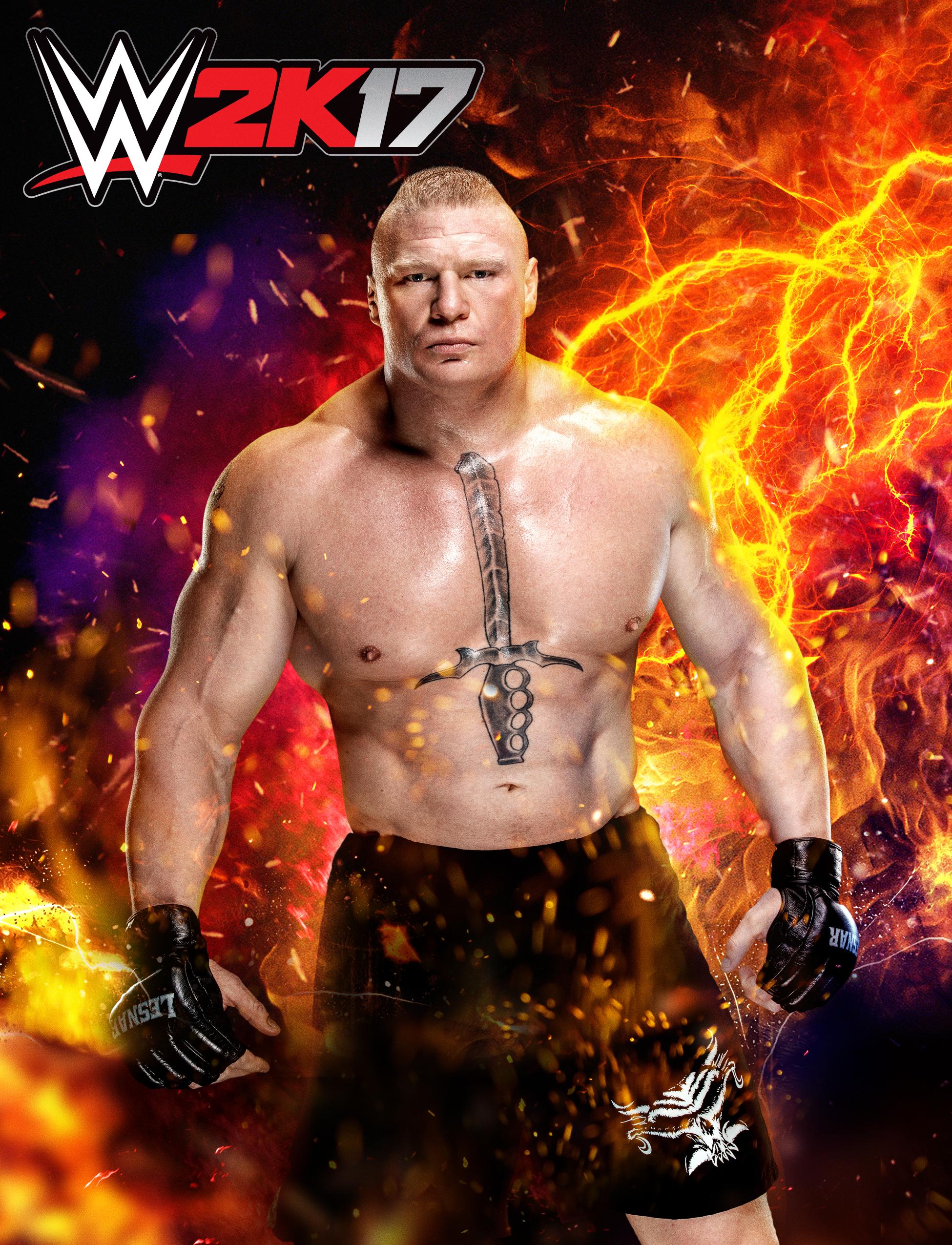WWE2K17 Multi Div 001
