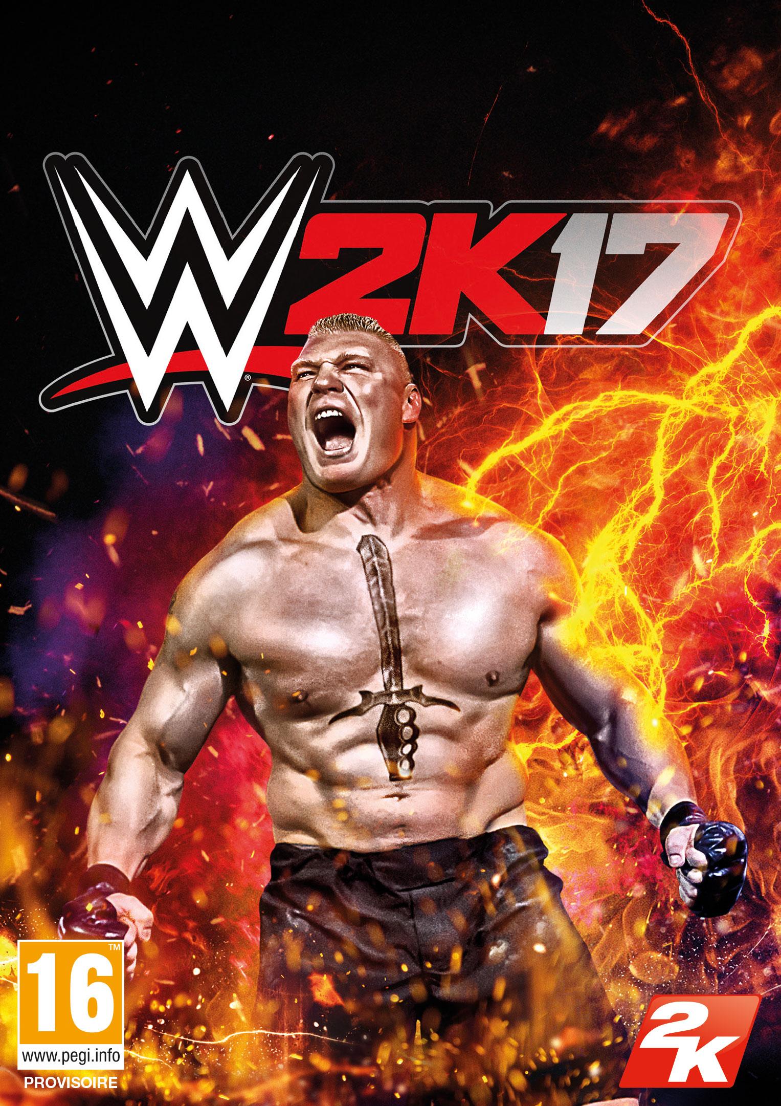 WWE2K17 Multi Div 002