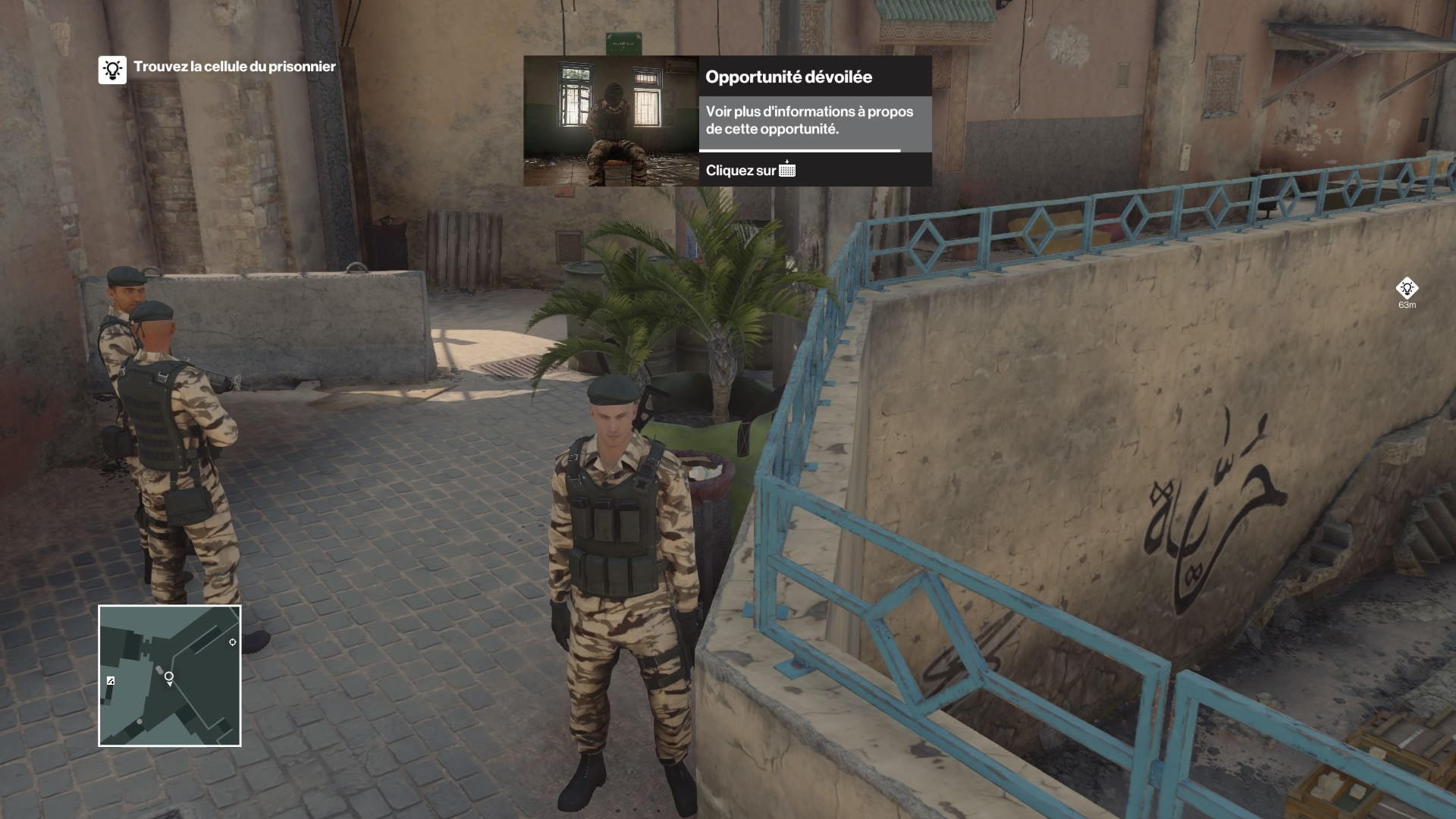 HitmanEpisode3-Marrakesh PS4 Test 003