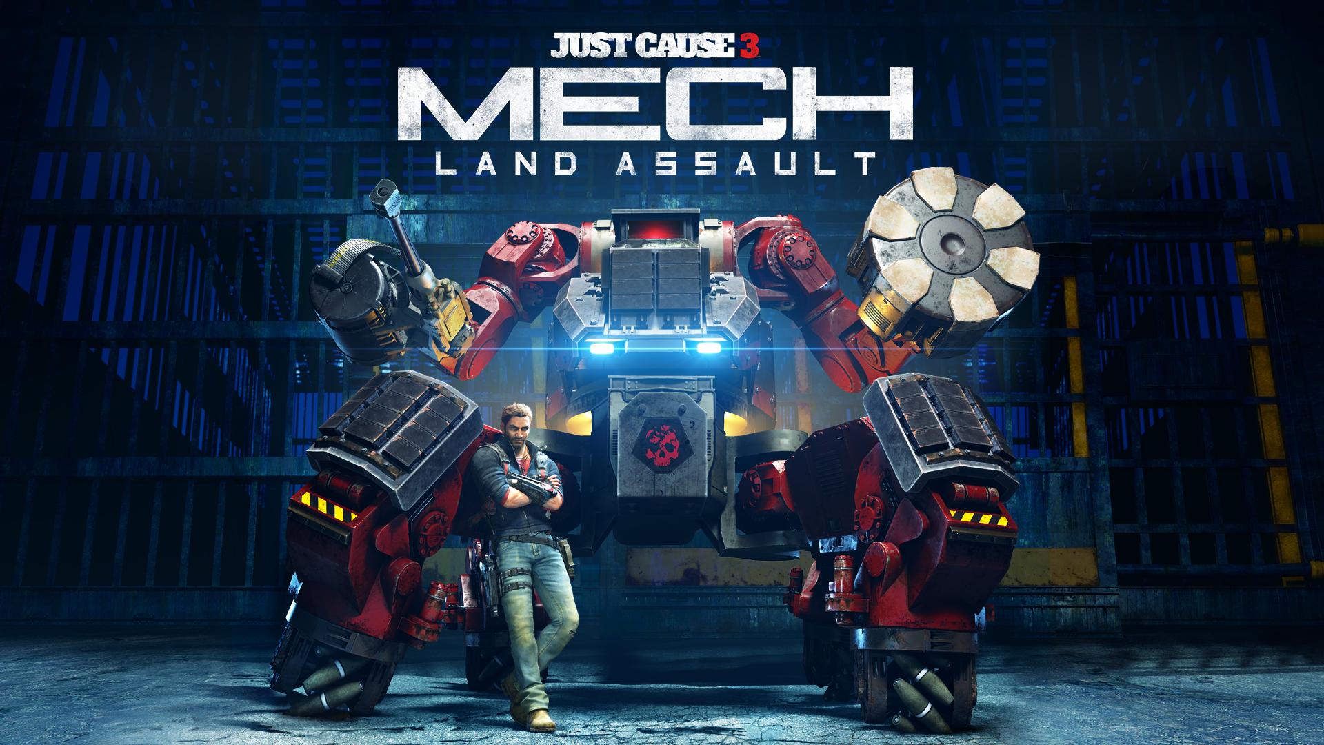 JustCause3-MechLandAssault Multi Jaquette 001