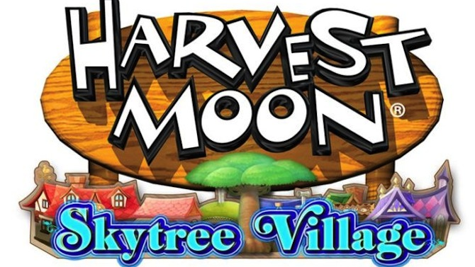 HarvestMoon-SkytreeVillage 3DS Jaquette 001