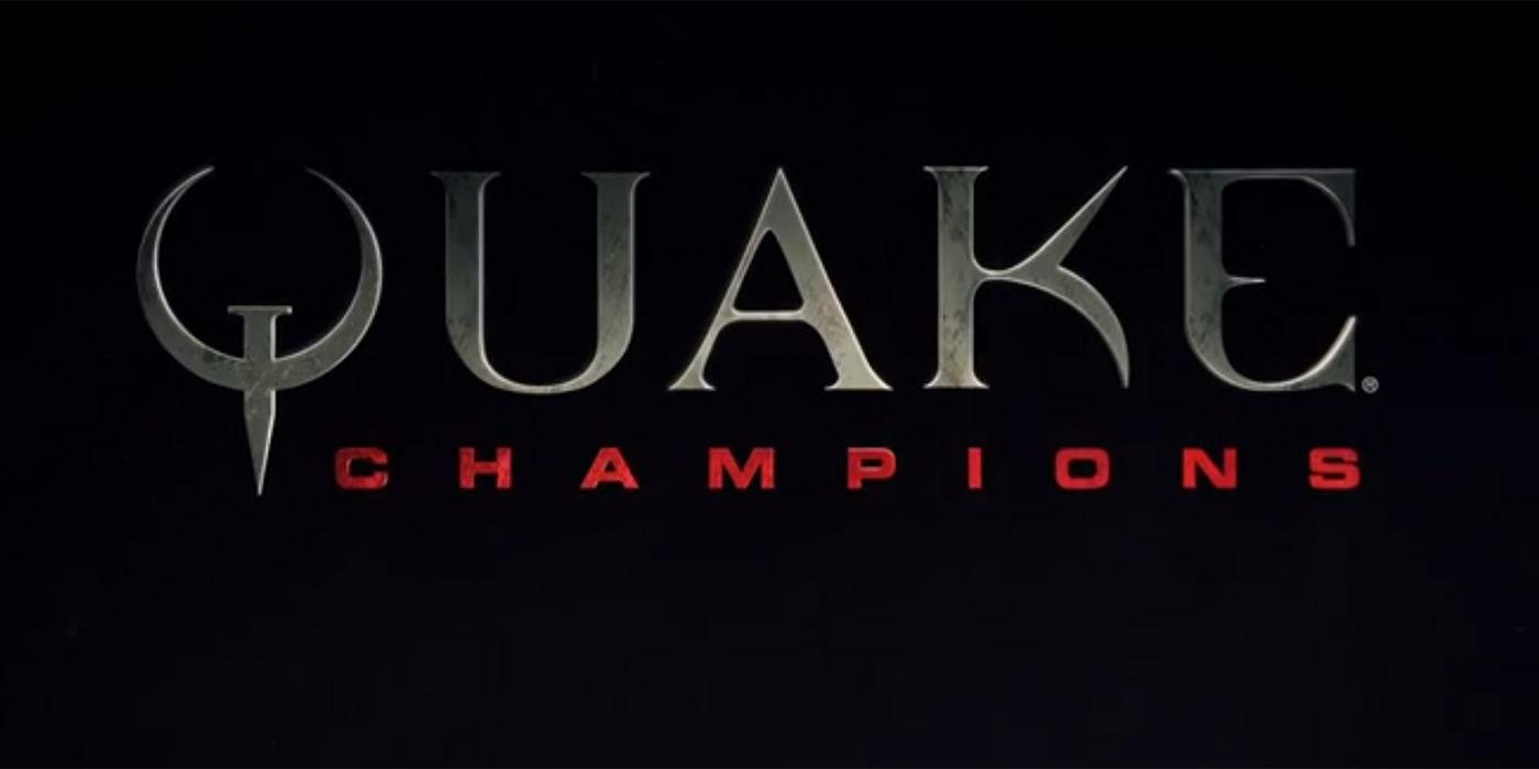 QuakeChampions PC Jaquette 001