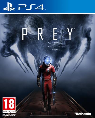 Prey PS4 Jaquette 001