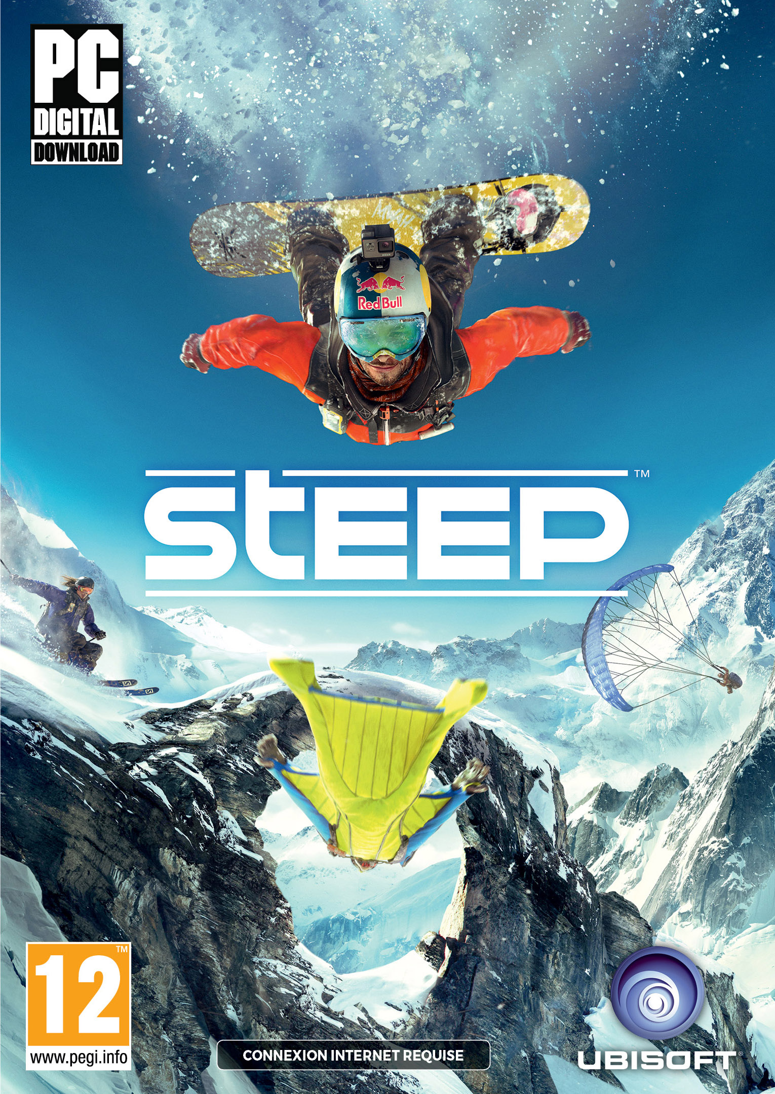 Steep PC Jaquette 002