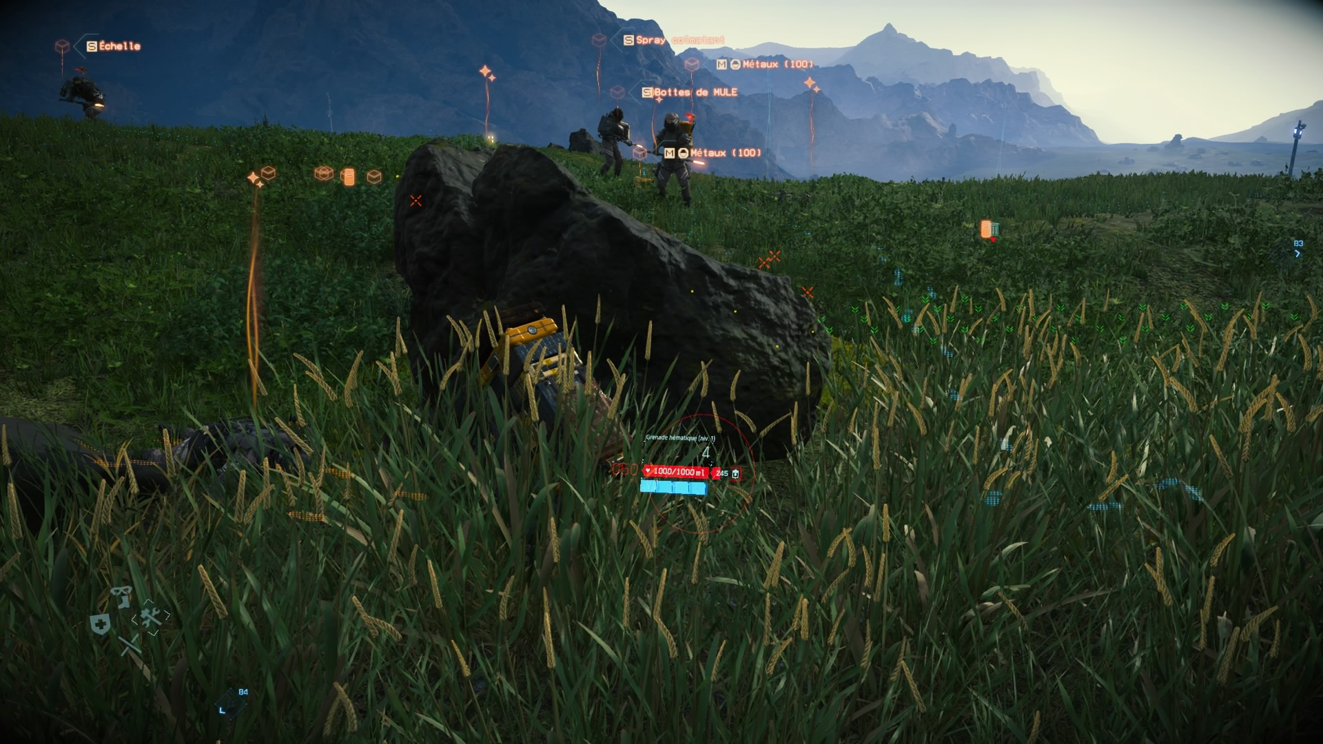 DeathStranding PS4 Test 007