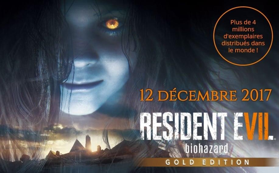 ResidentEvil7 4millions