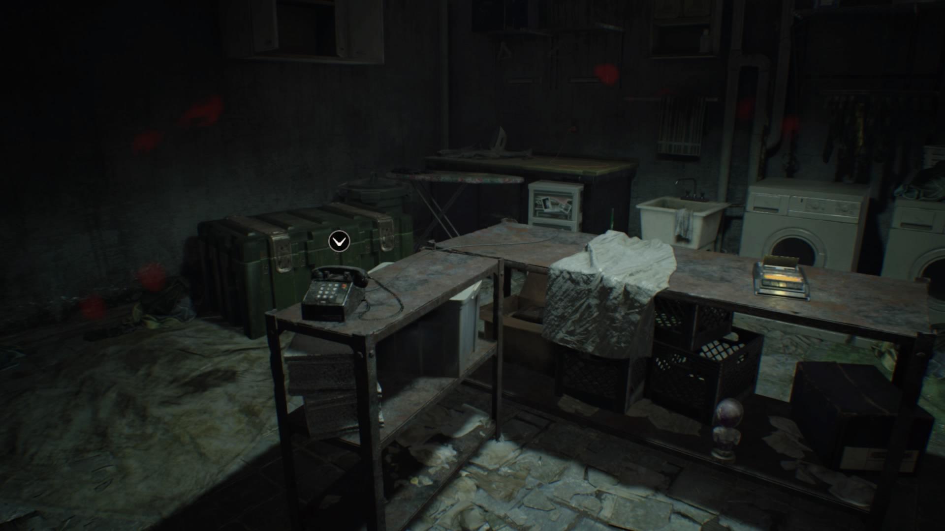 ResidentEvil7biohazard PS4 Test 002