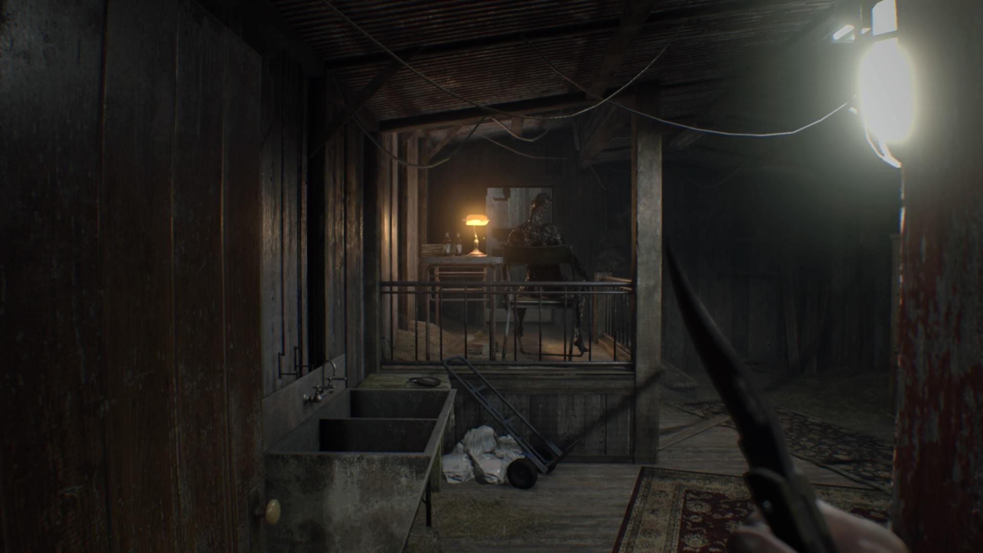 ResidentEvil7biohazard PS4 Test 028