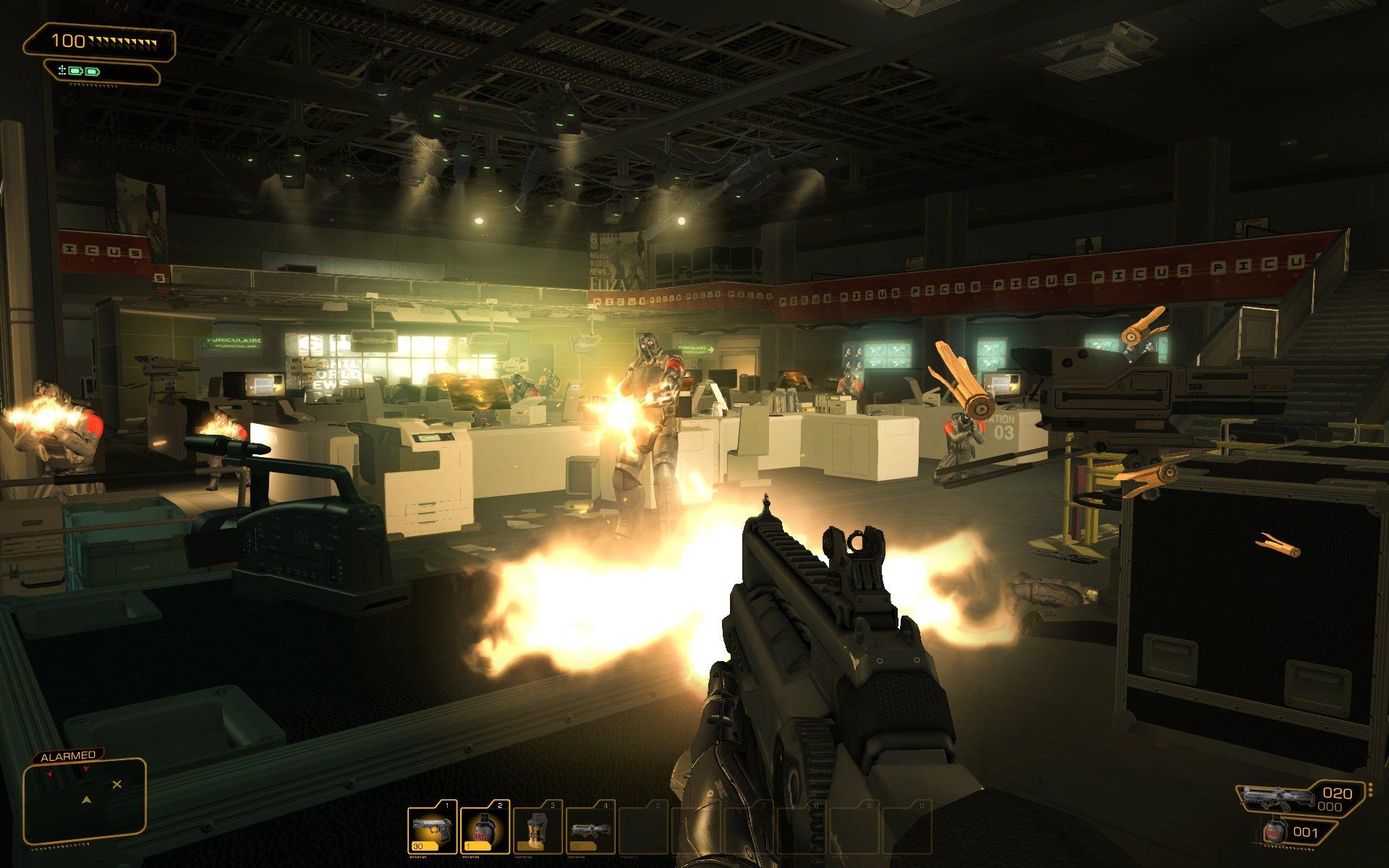 DeusEx-HumanRevolution PC Editeur 056